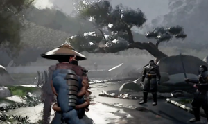 Ghost of Tsushima Brought to PS4 Early in Amazing Dreams Creation