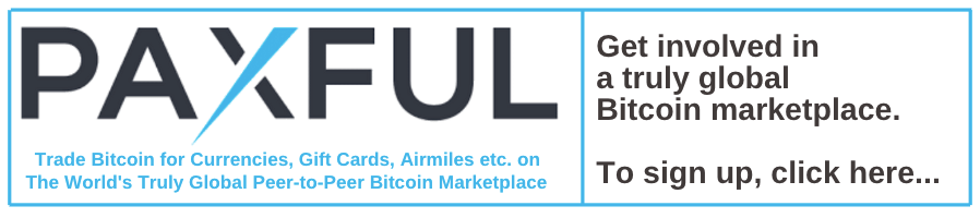 Paxful- A global Bitcoin marketplace