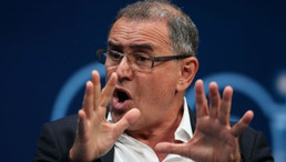 Nouriel Roubini: Bitcoin's 'Hyperbolic Bubble Is Going To Go Bust'