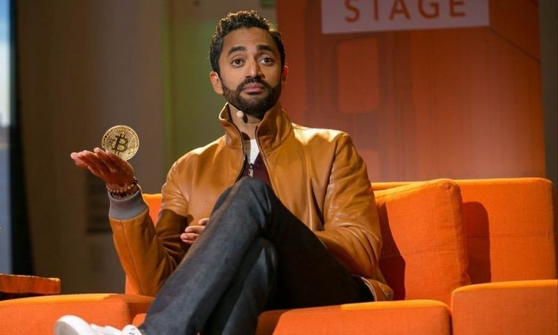 Chamath Palihapitiya: Bitcoin Is No Longer Optional