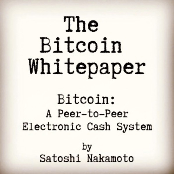 Happy Birthday Bitcoin Whitepaper, 12 Today