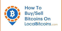 LocalBitcoins – The Fastest And Easiest Way To Buy And Sell Bitcoin