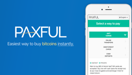 Paxful - A Peer-To-Peer Bitcoin Marketplace