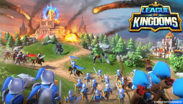 NFTs Taking Off as League of Kingdoms Launches Land Sale