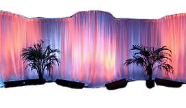 drapery and lights for South Florida