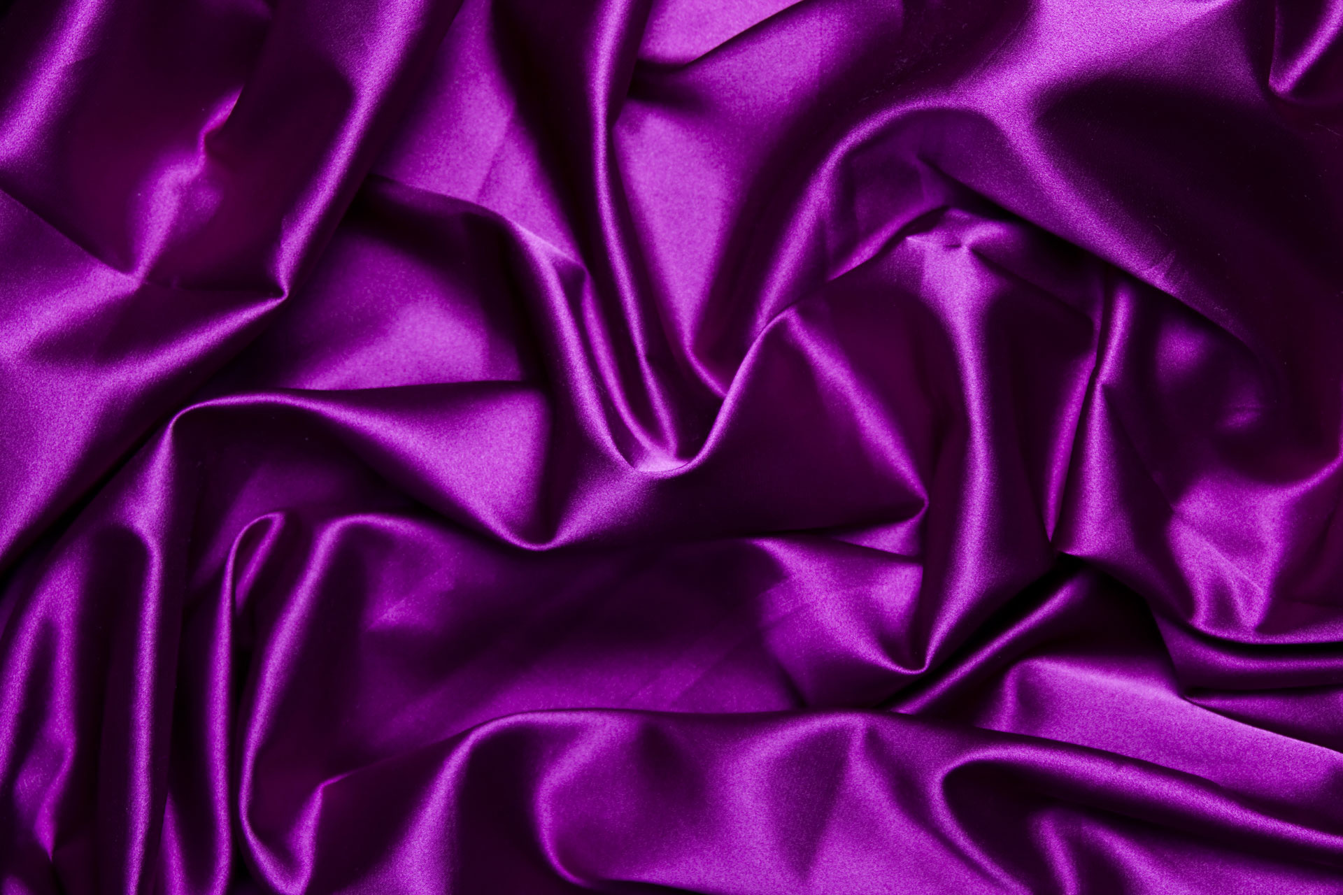 drapes silk purple