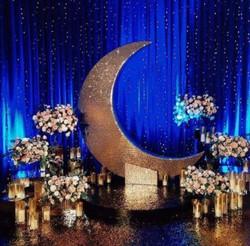 Starry Night Prom Decor