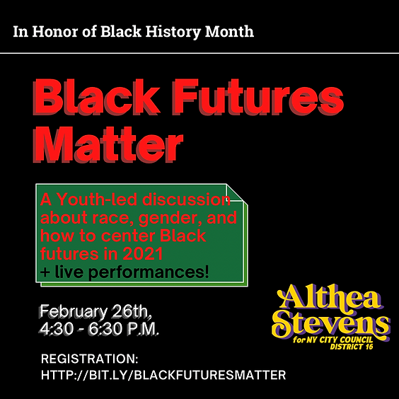 Black Futures Matter Youth Forum