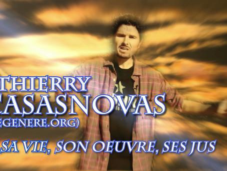 LES DEVIANTS Ep07: Thierry CASASNOVAS #3 (Le Syndrome Jésus) -Version Longue