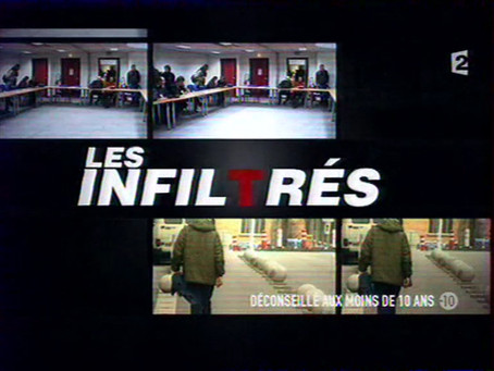 """ECOLE HORS CONTRAT et DROITE EXTREME... Retour sur """"Les Infiltrés"""" de France 2"""