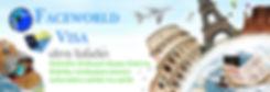 Faceworld Visa รับทำวีซ่า แก้ปัญหาวีซ่าถูกปฏิเสธ วีซ่าท่องเที่ยว เยี่ยมญาติ เยี่ยมแฟน วีซ่านักเรียน France