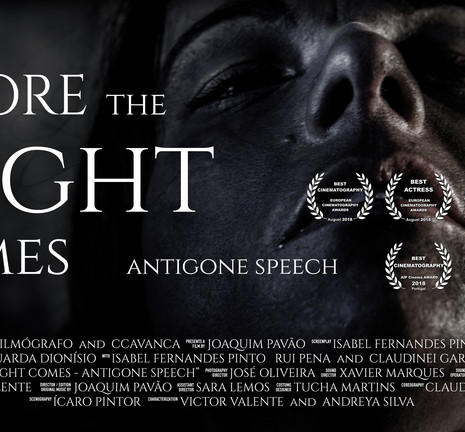 Before the Night Comes / September 24th, 2020 Start Time 3:25 PM