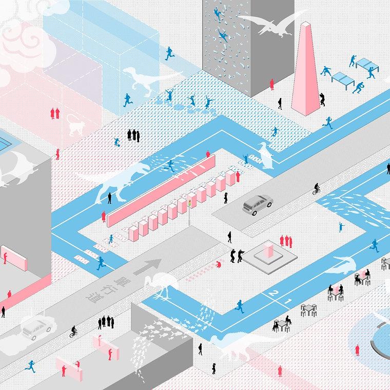 超級擴充:城市行為革新