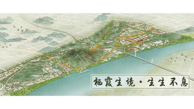 栖霞生境·生生不息 Qixia Habitat,Endless growth