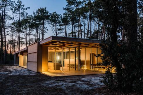 The Wooden Villa