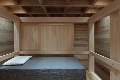 Ogimachi House 扇町の家