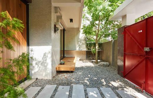 Old House in Wabi-Sabi 東海老屋侘寂之境