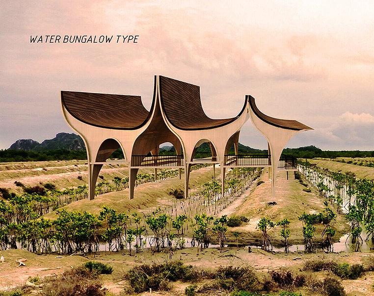 紅樹林復育與沿海土地復甦