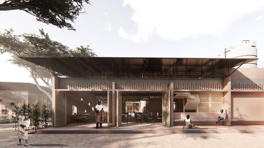 Benga Secondary School Archstorming