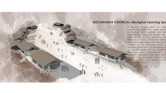 BIDYANANDA CENTRE:An Aboriginal Learning space