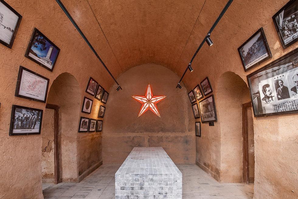 村史馆记录了太岳军区一段革命的历史 Revolution history of