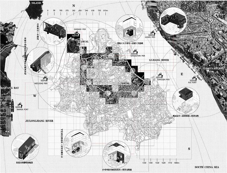 鼓浪嶼計畫之小型模組化垃圾分類回收裝置