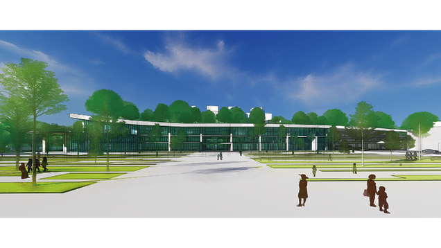 台北綠棧-第五代台北車站規劃設計   TPC-PARK