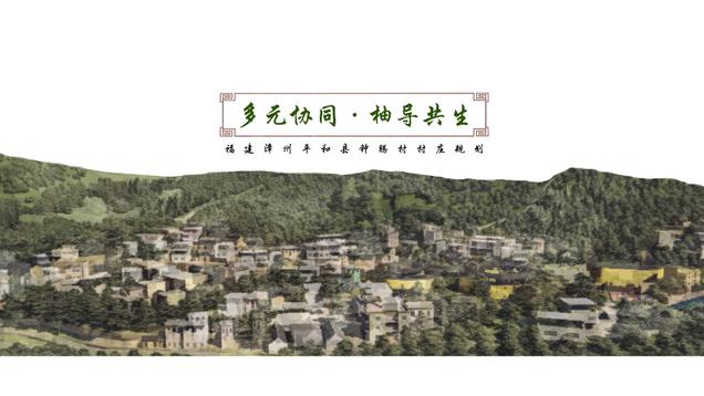 多元协同,柚导共生 The Symbiotic Circle of Zhongteng village