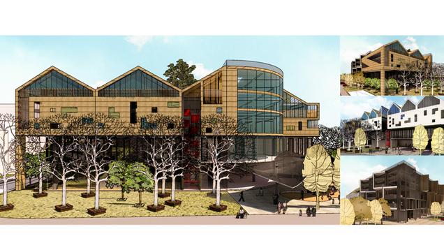 江苏昆山陆家童趣小镇科创体验中心 Science & Experience Center Design In Kunshan