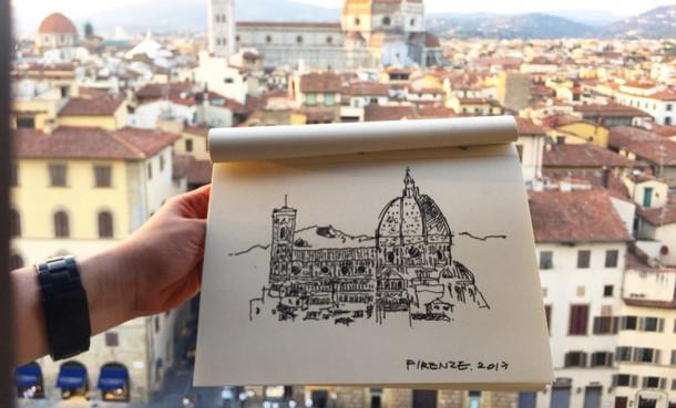 學習建築的一大部分 是學習另一種觀察美的方式