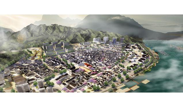 博古承今——存量规划背景下立足本土的城市更新设计