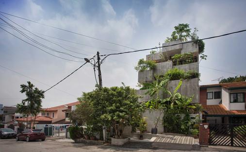 Planter Box House