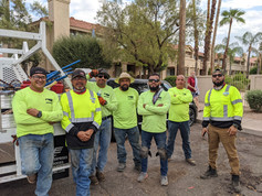 Pinnacle Paving Crew