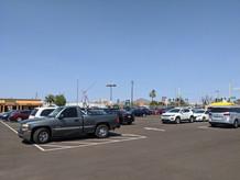 Parking Lot in Phoenix