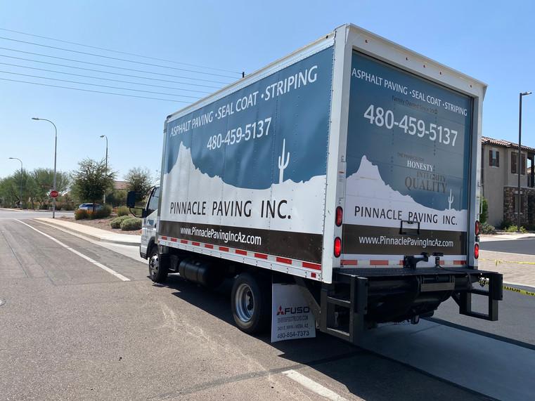 Pinnacle Paving, Inc.
