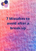 7 Mistakes to Avoid After a Break-Up