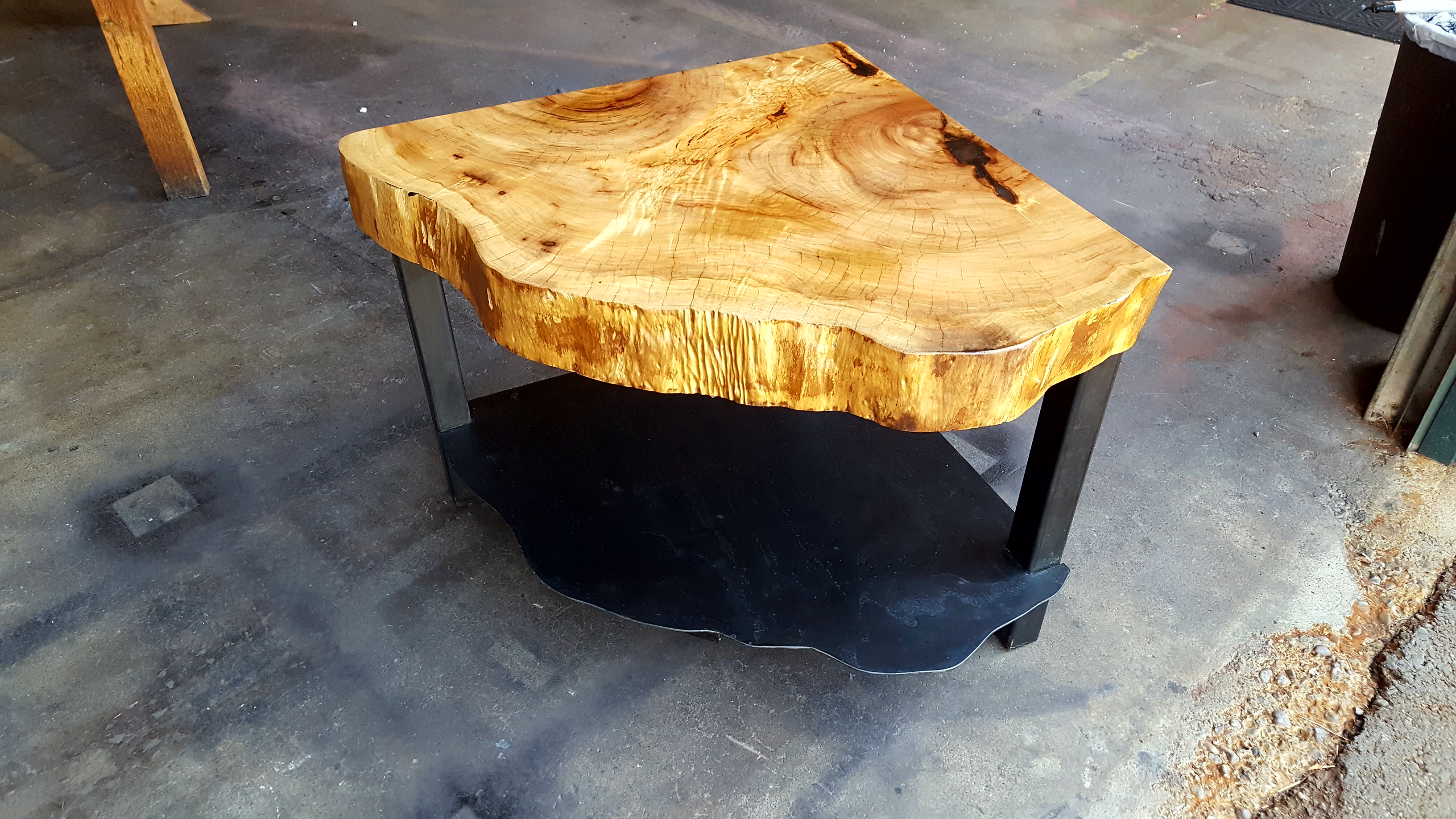 End Table right side