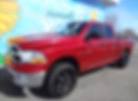 2009 Dodge Ram 1500 Crew Cab