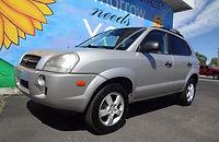 2005 Hyundai Tucson