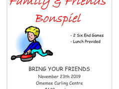 Family and Friends Bonspiel