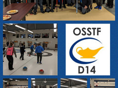 Thank you to OSSTF D14 for sponsoring the Youth Curling League