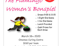 Ladies Flamingo Bonspiel