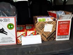 Omemee Food Bank Donation