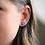 Thumbnail: Dainty Blue Stud Earrings