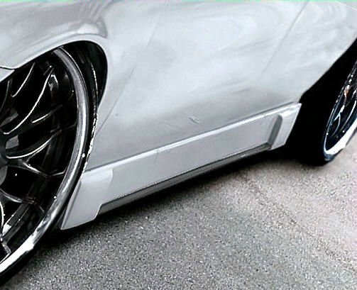 Seat Leon 1M Seitenschweller GTA