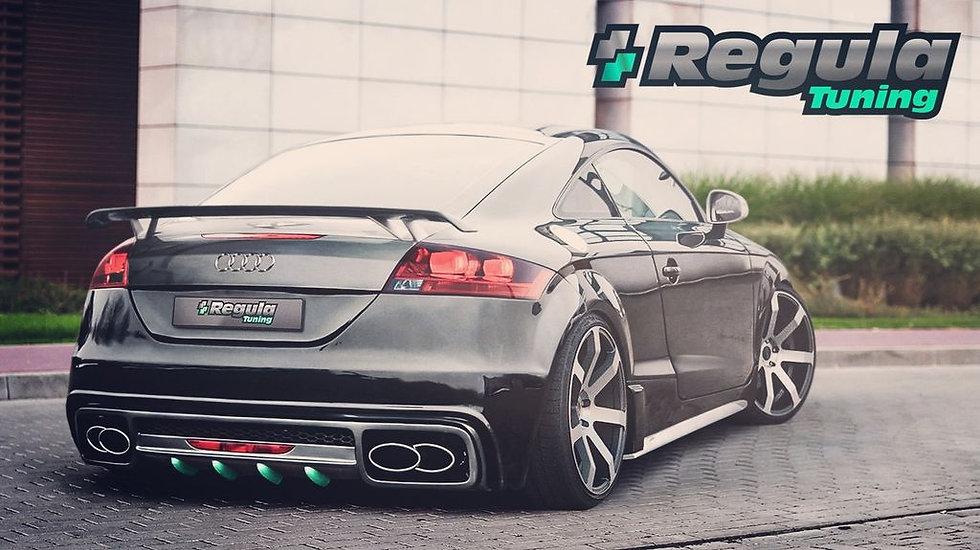 Audi TT 8J Heckstoßstange GTRS