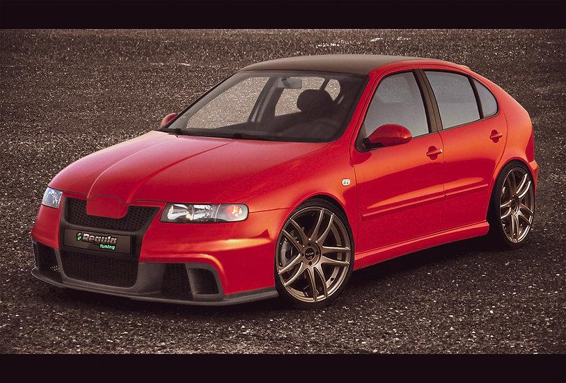 Seat Leon 1M Frontstoßstange GTA