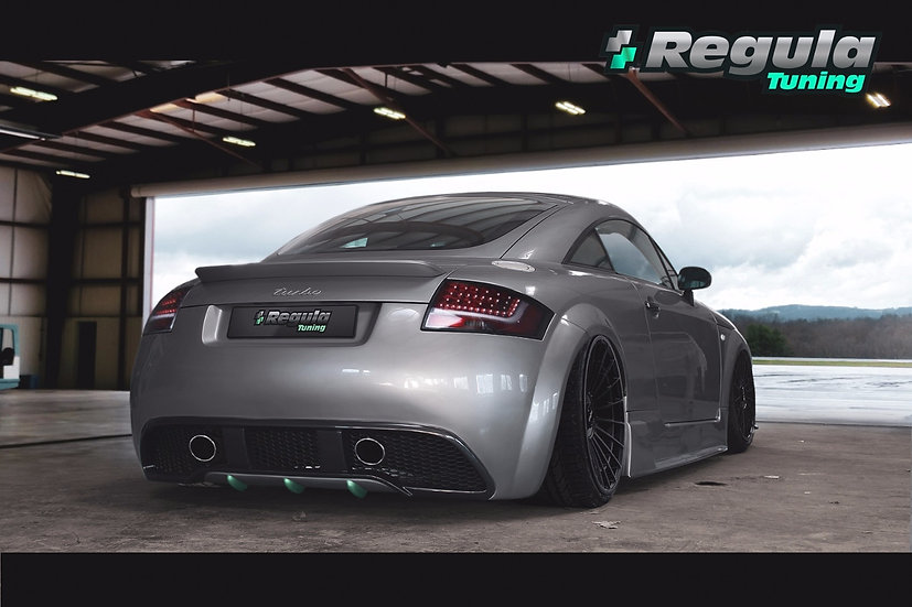 Audi TT 8N Heckstoßstange GTRS