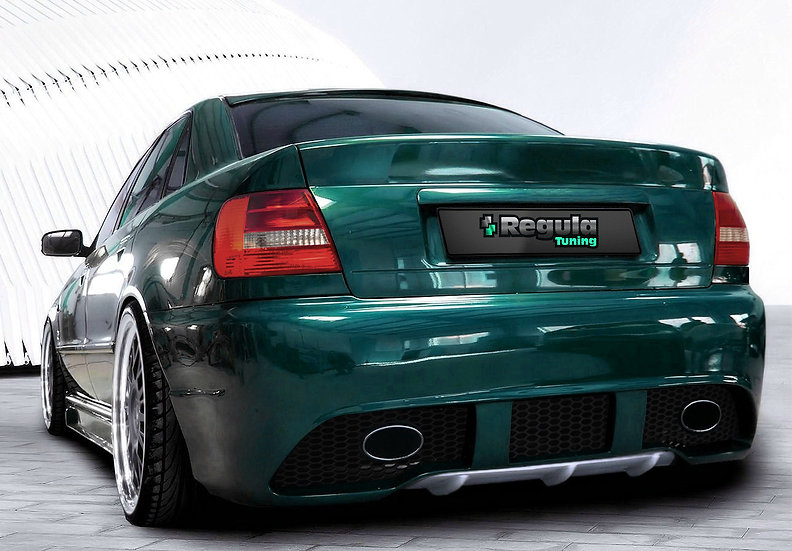 Audi A4 B5 Limousine Heckstoßstange GTRS