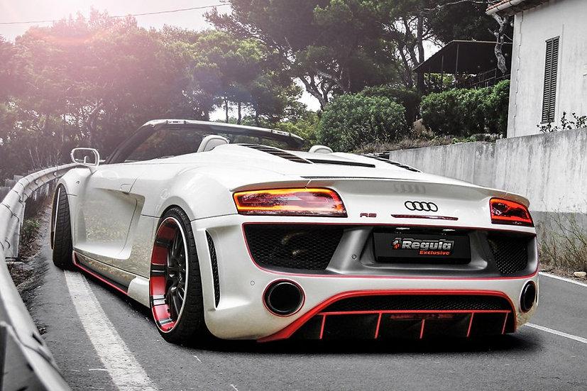 Audi R8 Coupe / Spyder Seitenschweller GT-R
